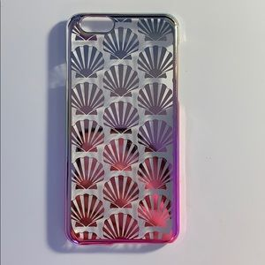 Metallic Seashell iPhone Case